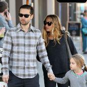 Tobey Maguire: Sa fille Ruby, fan de Michelle Obama, David Beckham, Sharon Stone
