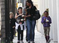 Shiloh et Zahara, filles d'Angelina Jolie et Brad Pitt, craquantes gourmandes