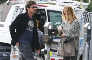 Patrick Dempsey : Journée de repos avec sa femme Jillian et sa voiture de sport