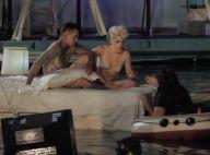 Pink et son mari Carey Hart : Les coulisses de leur clip très très sexy