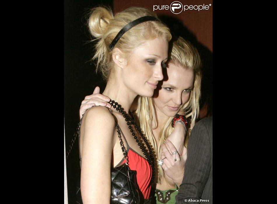 Boob Britneys schnappen sich Paris
