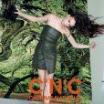 La pétillante Chelsea Tyler dans la campagne Costume National