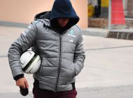 Lewis Hamilton : Loin de sa belle Nicole, son chien lui remonte le moral