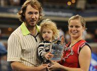 Kim Clijsters : L'ex-star du tennis belge enceinte de son second enfant