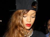 Rihanna : En boîte de nuit avec Chris Brown qui évoque leur séparation