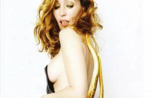 PHOTOS : Gillian Anderson revient dans X-Files et elle est... plus belle que jamais !