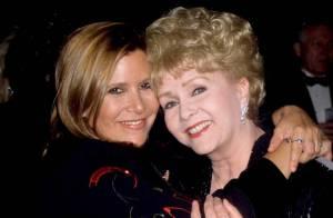 Carrie Fisher, hospitalisée : Sa mère Debbie Reynolds se veut rassurante