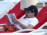 Michael J. Fox : Détente au soleil à Saint-Barth avec sa femme Tracy