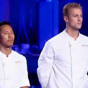 Top Chef 2013 : Julien éliminé, Joris ensanglanté, bras de fer et culturisme
