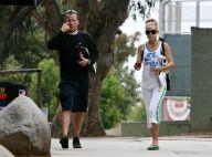 PHOTOS : Kate Hudson et Lance Armstrong, la famille du bonheur se met au tennis !