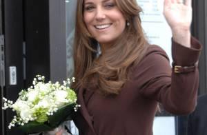 Kate Middleton enceinte : Son baby bump habillé par TopShop crée le buzz !