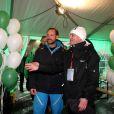 Le prince héritier Haakon de Norvège au Championnat du monde de ski Freestyle à Oslo, le 5 mars 2013.