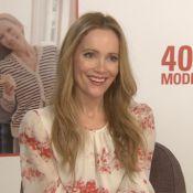 Leslie Mann: 'Pour 40 ans Mode d'Emploi, j'ai dû être mère et actrice à la fois'
