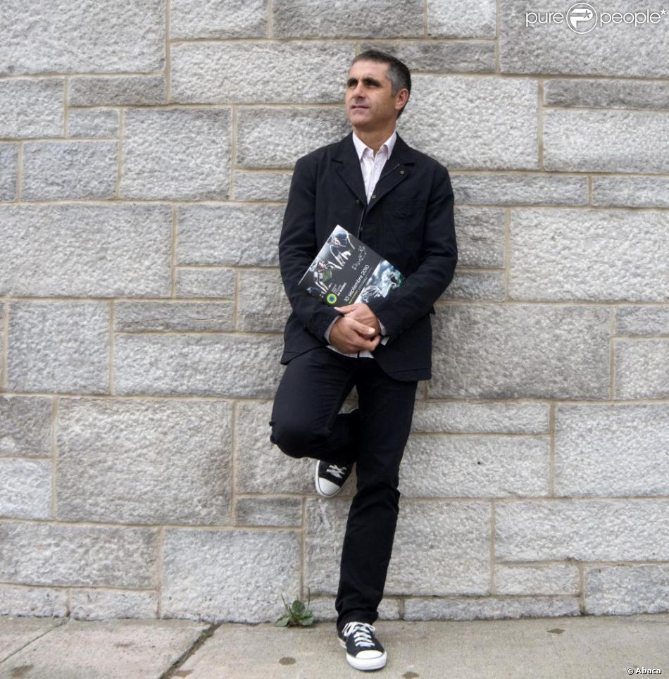 Laurent Jalabert à Quebec le 9 septembre 2010