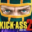 Poster officiel de Kick-Ass 2.