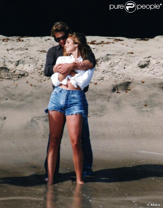 Cindy crawford et richard gere en 1992