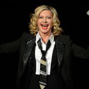 Olivia Newton-John : Nostalgie et bonne humeur pour son retour sur scène