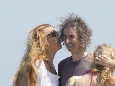 PHOTOS : Jerry Hall, vacances en famille à Saint-Tropez !