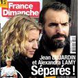 Magazine  France Dimanche  à paraître le 15 mars 2013.