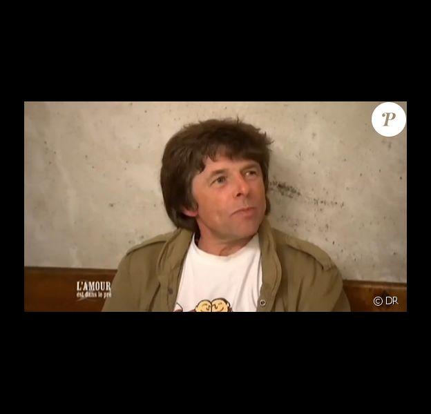Philippe dans L'amour est dans le pré 7 le lundi 10 septembre 2012 sur M6