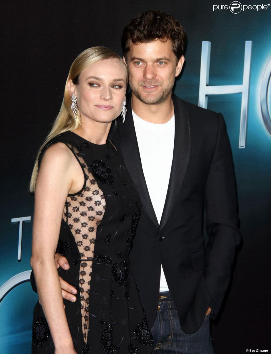 Diane Kruger couple
