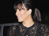 Kim Kardashian : Enceinte et très en beauté pour un dîner entre filles