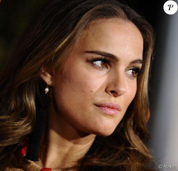 Natalie Portman, ici lors de la première de Sex Friends à Los Angeles en janvier 2011, en colère après le début de tournage chaotique de son film Jane Got A Gun.