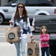 Alessandra Ambrosio et Anja boudeuse sont allées faire des courses chez Whole Foods le 20 mars 2013