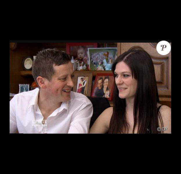 Benoît et Christa amoureux dans L'amour est dans le pré, saison 6