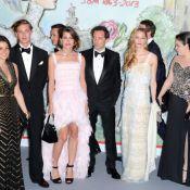 Charlotte Casiraghi, Beatrice Borromeo, Charlene:Belles & love au Bal de la Rose