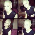 Jessie J a dévoilé mercredi 26 mars une photo de sa nouvelle tête.