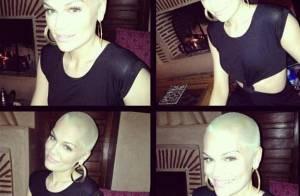 Jessie J : Birthday girl, elle affiche son crâne rasé et se teint en blond !