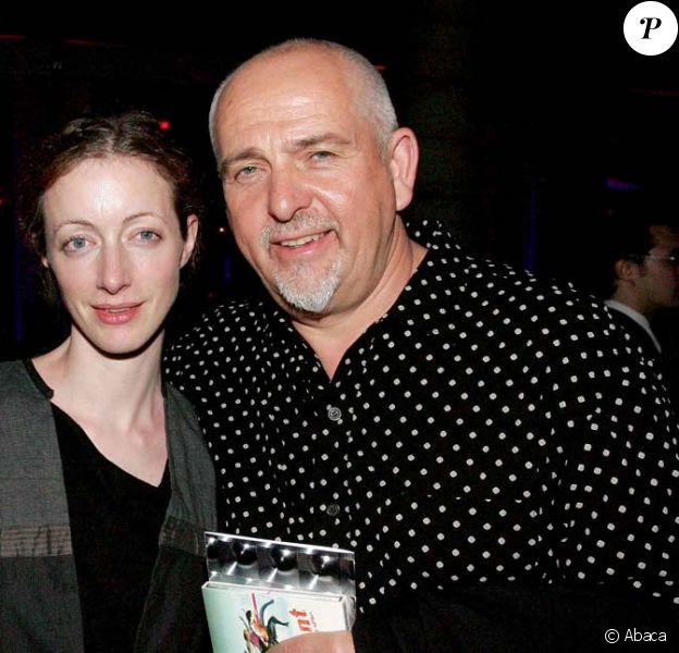 Peter Gabriel et sa femme Meabh sont à nouveau parents