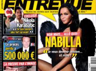 Nabilla Benattia : ''J'ai réalisé mon rêve : passer à un 95 double D''
