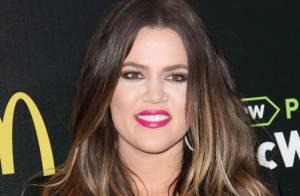 Khloe Kardashian : Amincie et sexy, elle ne dit pas non à une soirée gourmande