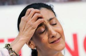 Ingrid Betancourt : 'Je suis vraiment au bout du rouleau'