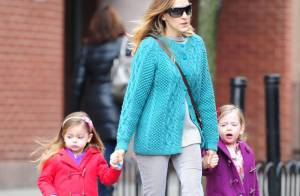 Sarah Jessica Parker : Maman routinière et fashion avec ses enfants