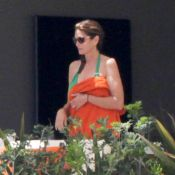 Cindy Crawford, au soleil, remplace George Clooney par le sexy Patrick Dempsey