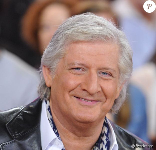 """Patrick Sebastien - Enregistrement de l'émission """" Vivement Dimanche"""" à Paris le 27 février 2013 ."""