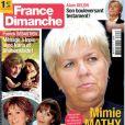 France Dimanche du 5 au 11 avril 2013.