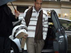 Quand Jay-Z est à Paris, il se paye un beau dîner... et des chaussettes !