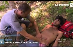 Koh Lanta - Mort de Gérald Babin : L'infirmière défend Thierry Costa