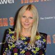 """Gwyneth Paltrow lors de l'avant-première de """"Iron Man 3"""" au Grand Rex à Paris le 14 avril 2013"""