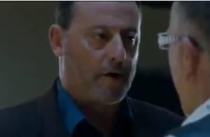 Jean Reno : Premiers pas explosifs en flic tourmenté dans la série Jo