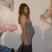 Elisa Sednaoui enceinte : La compagne d'Alex Dellal dévoile le sexe du bébé
