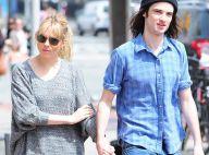 Sienna Miller : Look toujours en berne, amoureuse à New York avec son chéri