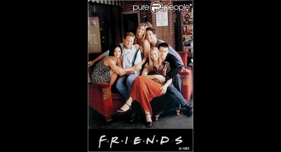 La série culte des années 90 Friends pourrait-elle revenir ?