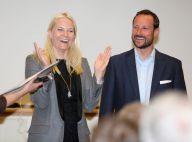 Mette-Marit et Haakon de Norvège : Le couple princier au boulot et enthousiaste