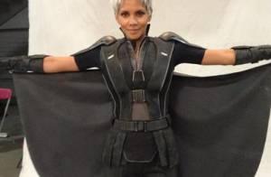Halle Berry enceinte: Avant le bébé, son retour dans le costume de Storm (X-Men)