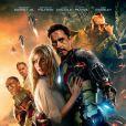 Affiche du film Iron Man 3, en salles le 24 avril 2013
